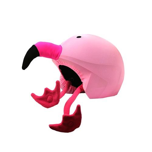 Funda casco Flamenco frontal Izquierda