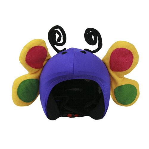 Funda casco Mariposa frontal