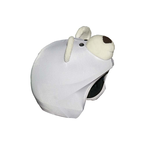Funda casco Oso Polar