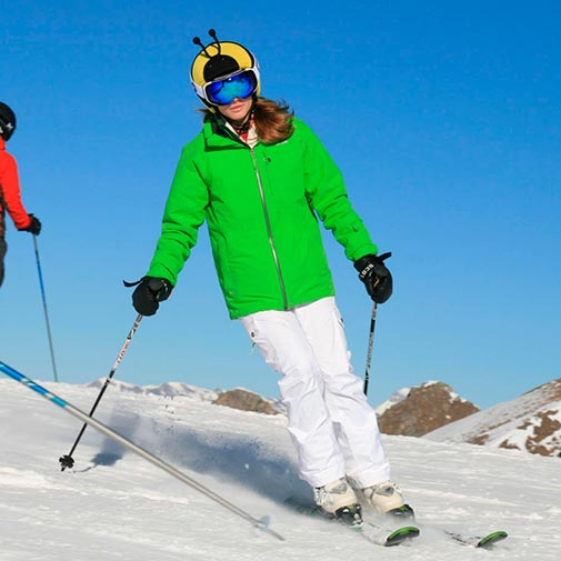 Funda casco Avispa Ski