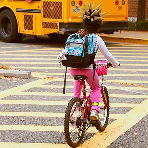 Funda casco Erizo Bicicleta
