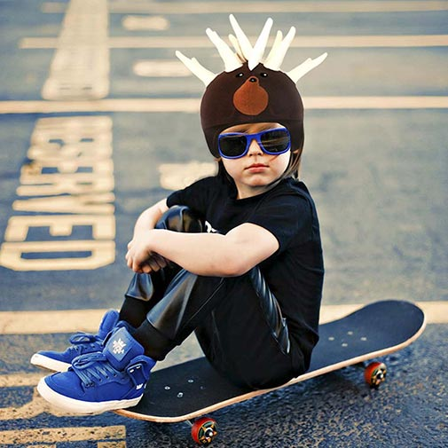 Funda casco Erizo Skate