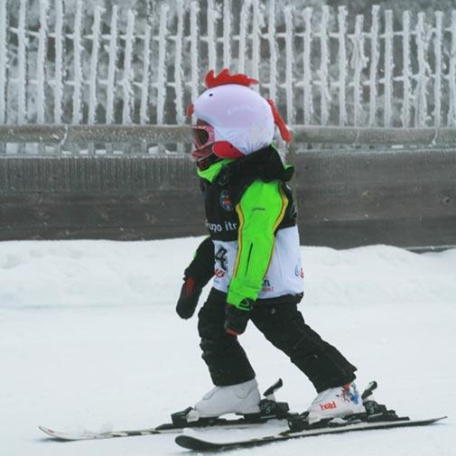 Funda casco Gallina Ski