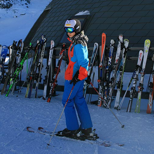 Funda casco Pingüino Ski