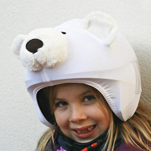 Funda Universal casco Oso Polar