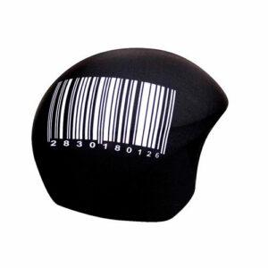 Funda casco Código Barras