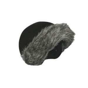 Funda casco Piel Gris