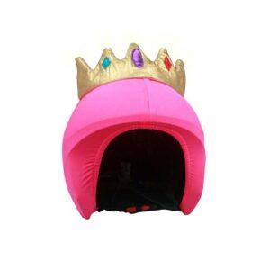 Funda casco Led Reina Frontal