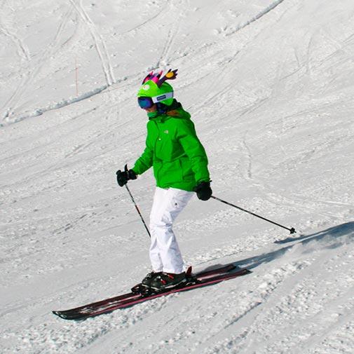 Funda casco Led Mr Higgins Ski descenso