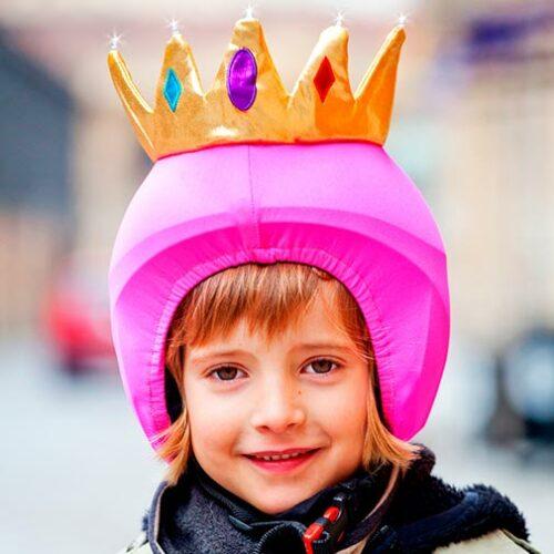 Funda casco Led Reina
