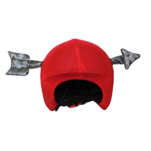 Funda casco Flecha Frontal