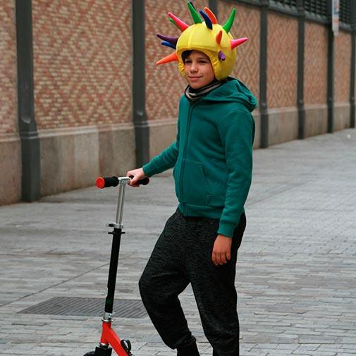 Funda casco Liberty Scooter