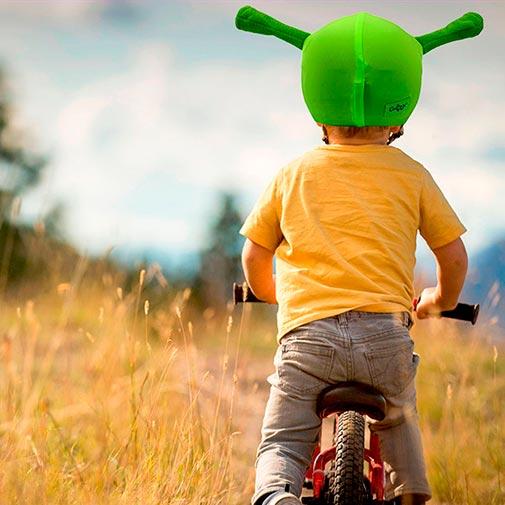 Funda casco Ogro Bike