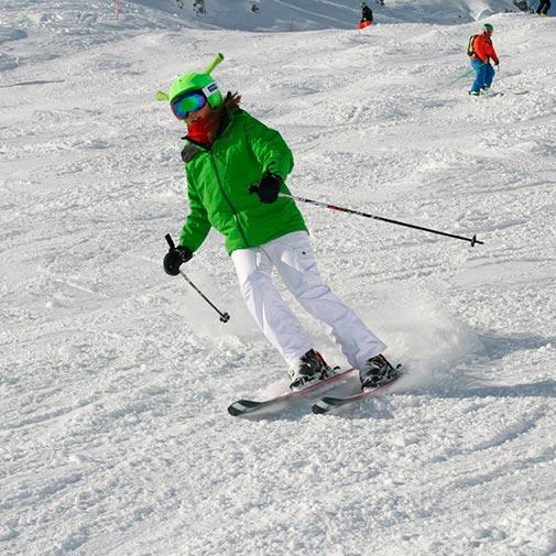Funda casco Ogro ski descenso