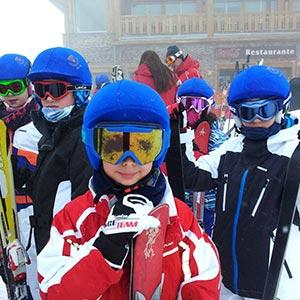 Funda casco Basic Ski