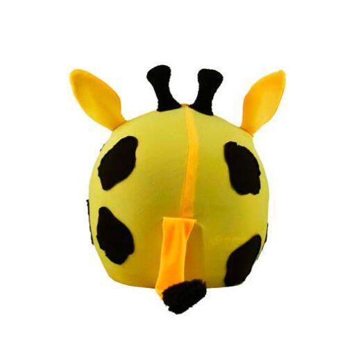 Funda casco jirafa Trasera