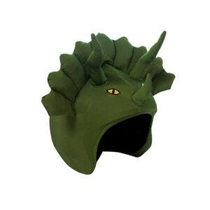 Funda casco Dinosaurio