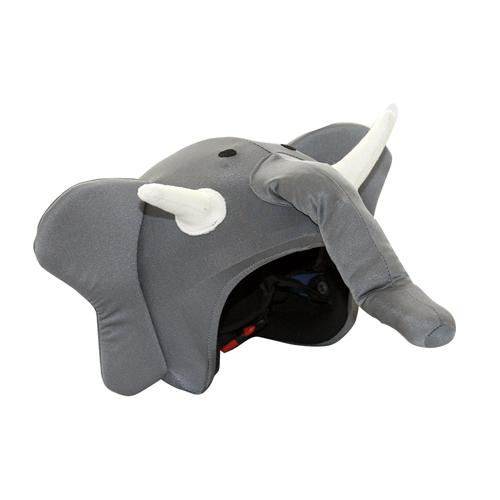 Funda casco forma de Elefante