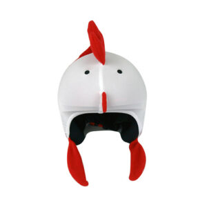 Funda casco Gallina frontal