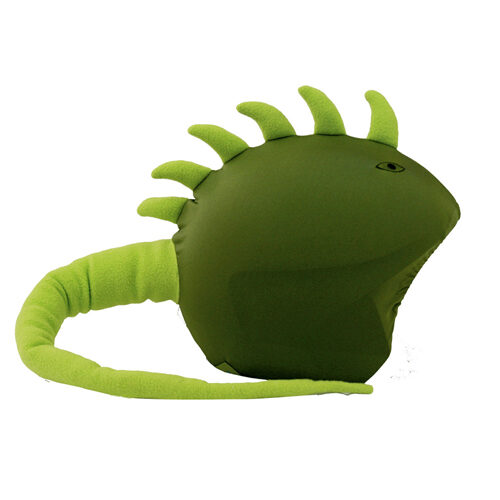 Funda casco Iguana lateral