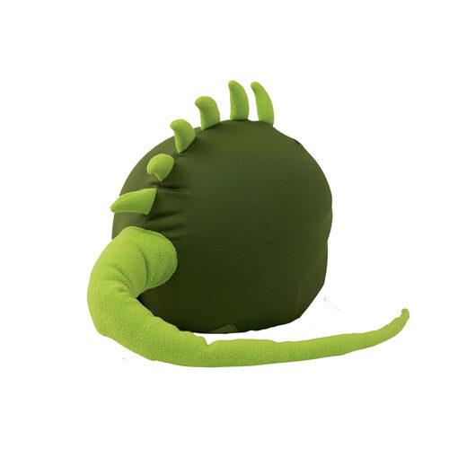 Funda casco Iguana trasera
