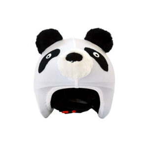 Funda casco Oso Panda frontal