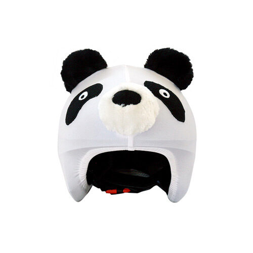 Funda casco Oso Panda frontal