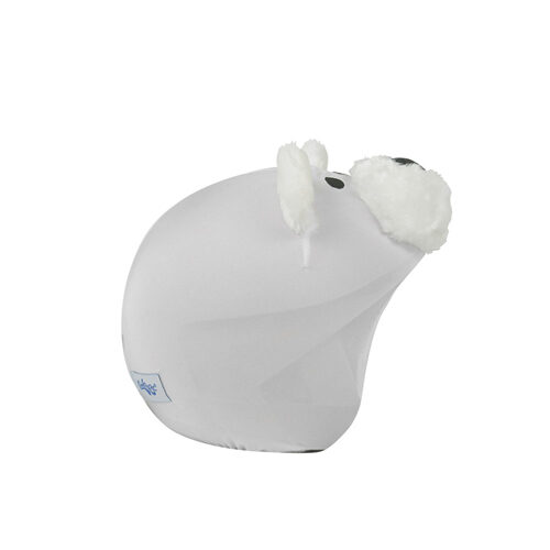Funda casco Oso Polar lateral