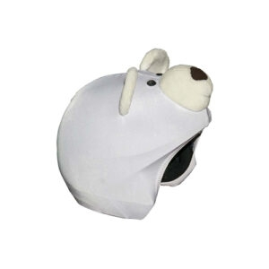 Funda casco Oso Polar
