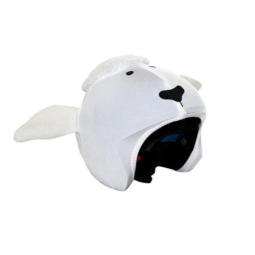 Funda casco Oveja blanca