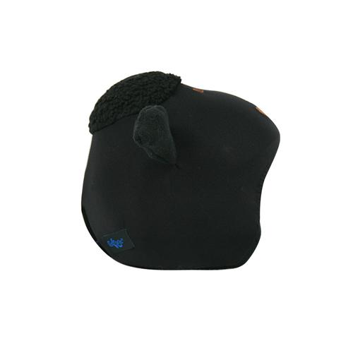 Funda casco Oveja negra lateral
