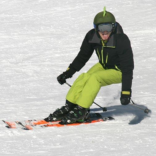 Funda casco Iguana Esquí