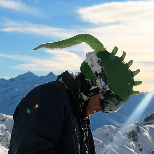 Funda casco Iguana Ski