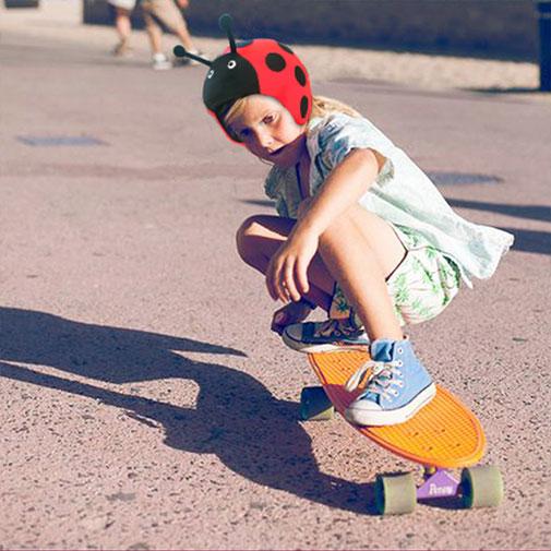 Funda casco Mariquita Skate