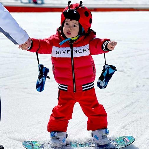 Funda casco Mariquita Ski