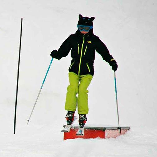 Funda casco Pantera Ski Salto