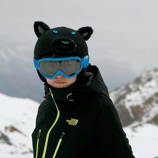 Funda casco Pantera Ski