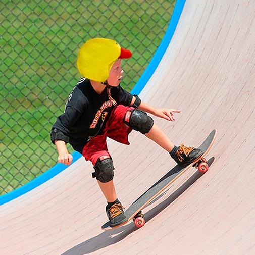 Funda para casco con forma de Pato Skate
