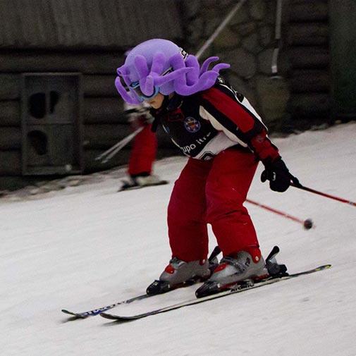 Funda casco Pulpo ski