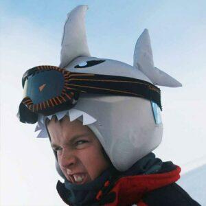 Funda casco de Tiburón