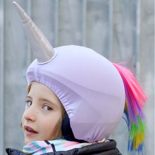 Funda casco unicornio P
