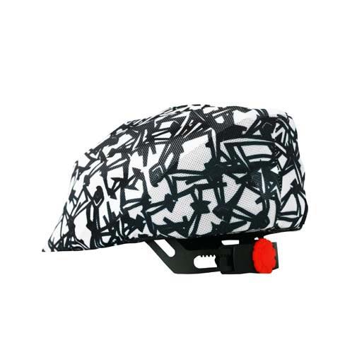 Funda casco Flechas negras