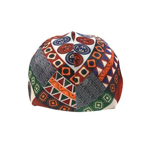 Funda casco Azteca Frontal