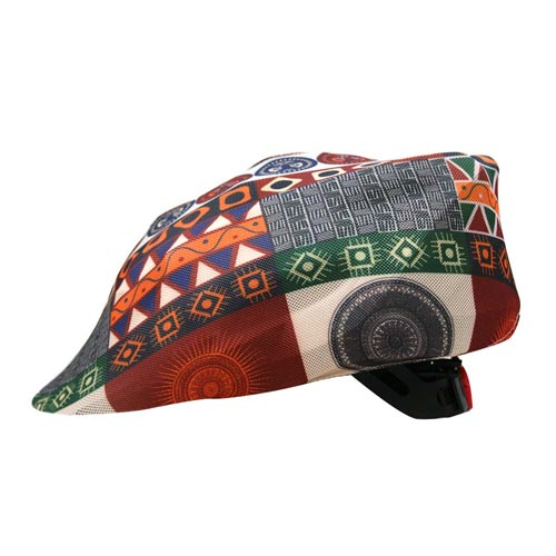 Funda casco Azteca Izquierda