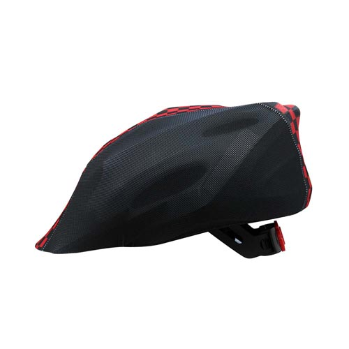 Funda casco Ajedrez Izquierda