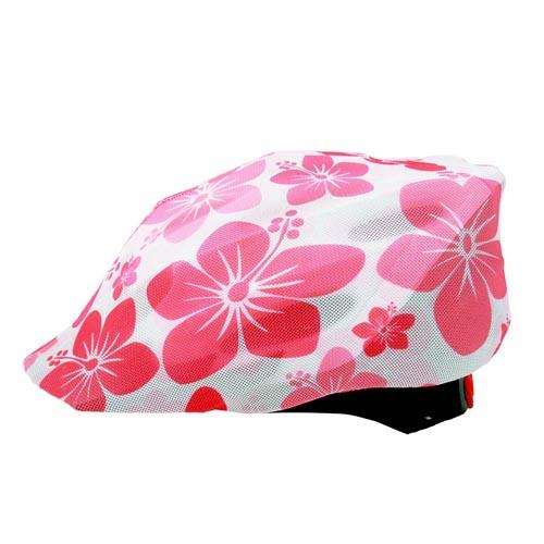 Funda casco Hawai Rosa Izquierda
