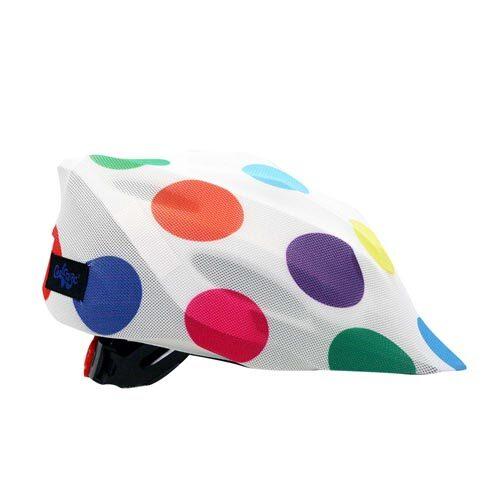 Funda casco Hippy Dots Derecha