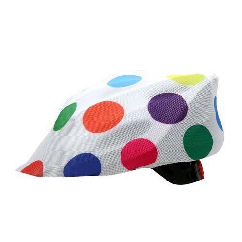Funda casco Hippy Dots Izquierda