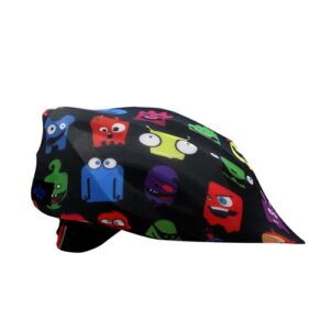 Funda casco Hippy Monsters Derecha