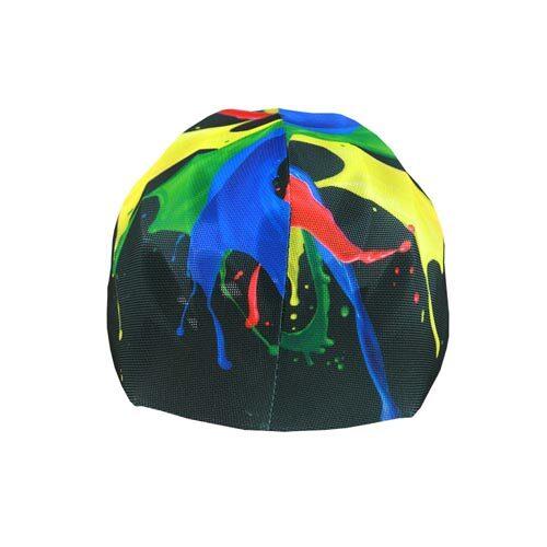 Funda casco Manchas pintura Frontal